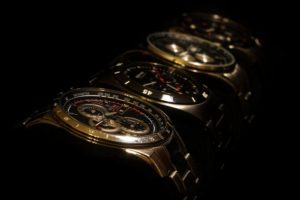 Chronograph Herren