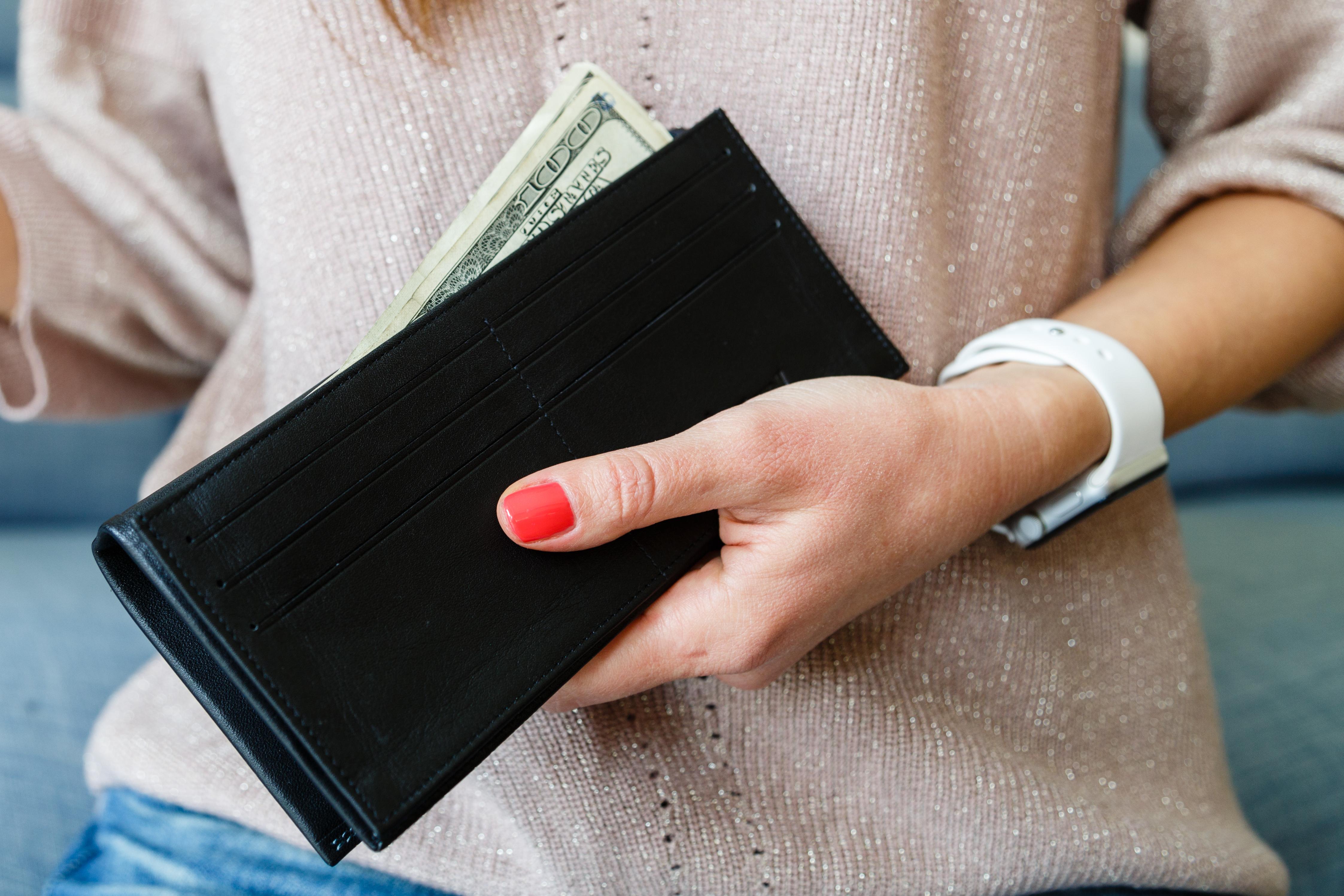 Geldbörsen & Etuis WohltäTig Geldbeutel Portmonee Geldbörse Neu Verkaufspreis