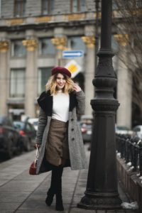 Business Outfit Damen Winter